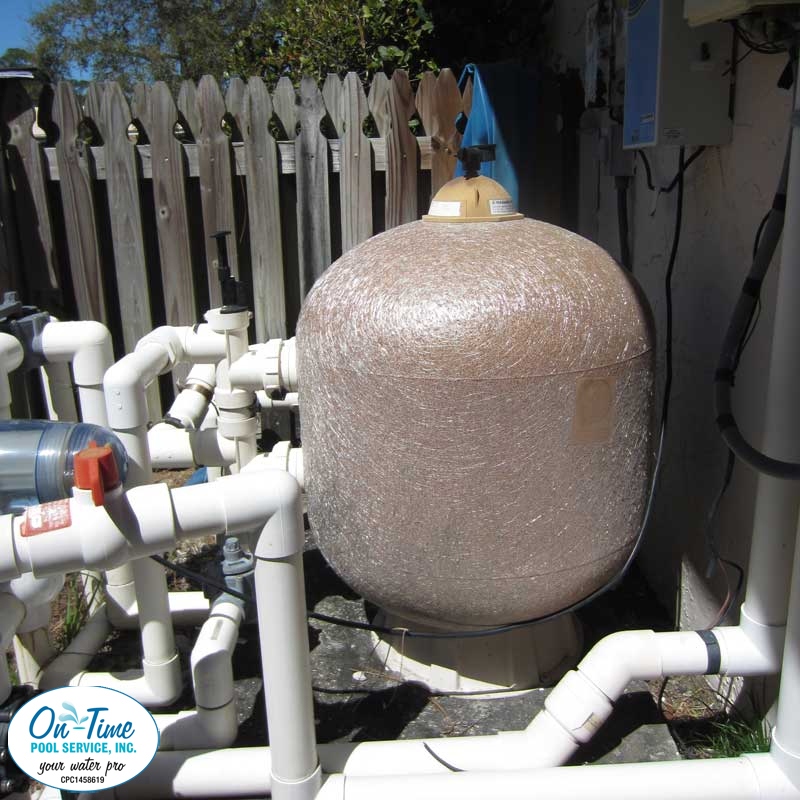 Sarasota Pool Filter Repair Service