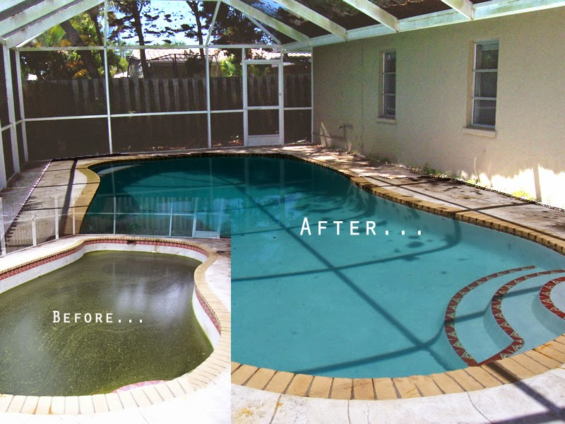 Pembrook Drive in Sarasota Pool Cleaning Done Right