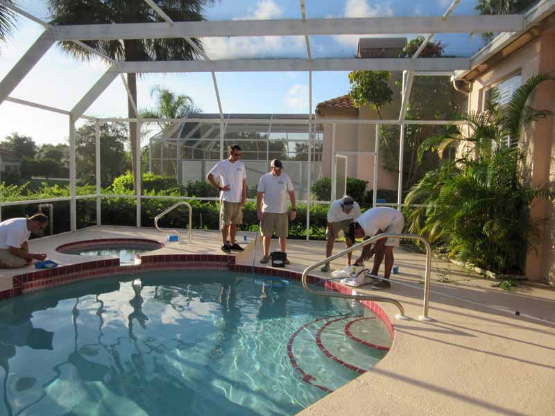 Our Licensed Pool Cleaning Company in Sarasota is Here for You