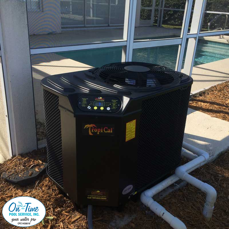 Licensed Sarasota Pool Heater Repair Service