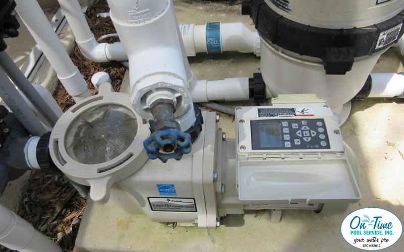 Sarasota Pool Equipment, Filter & Pump Repair Service