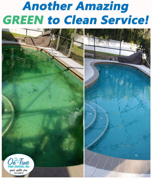 Green to Clean Service from OTPS